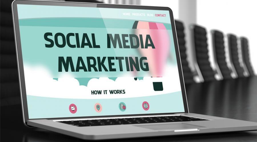 Social Media Plattformen für B2B